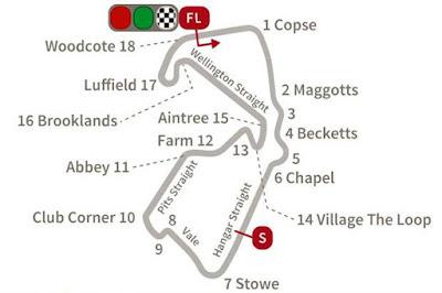 Sirkuit Silverstone