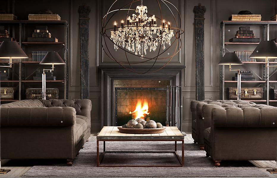 dreams restoration hardware fall 2011. Black Bedroom Furniture Sets. Home Design Ideas
