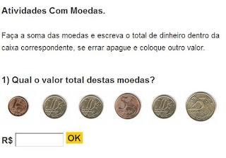 http://www.estudamos.com.br/somar-valores-de-moedas/soma-de-moedas-1.php