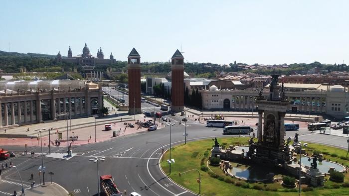 arena barcelona, montjuic