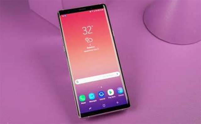 Review Galaxy Note 9 Dan Download Stock Ringtonenya