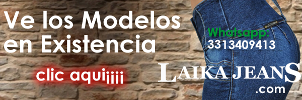 Catalogo de Modelos mezclilla Blanco Negro Azul Rojo Amarillo Verde Gabardina liso Roto y Deslavado