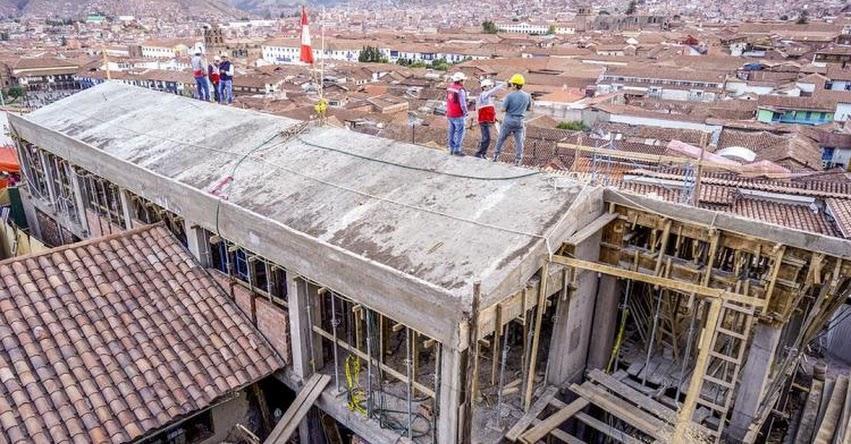 PRONIED: La Educación y la Cultura se dan la mano para construcción de colegio en centro histórico de Cusco - www.pronied.gob.pe