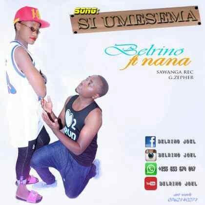 Download Mp3 | Berlino ft Nana - Si Umesema