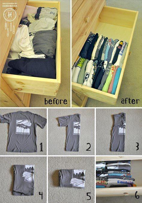7 bonnes idées pour ranger tes tiroirs