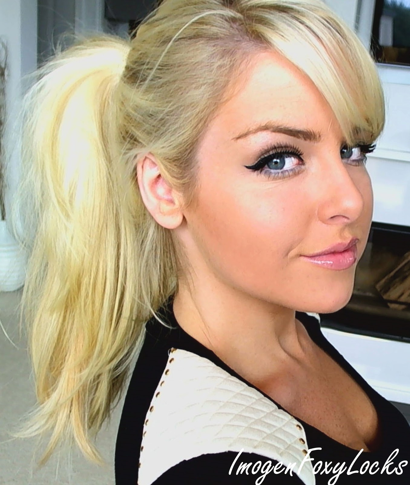 Imogen Foxy Locks: How To Put Your Hair Up (Ponytail ...