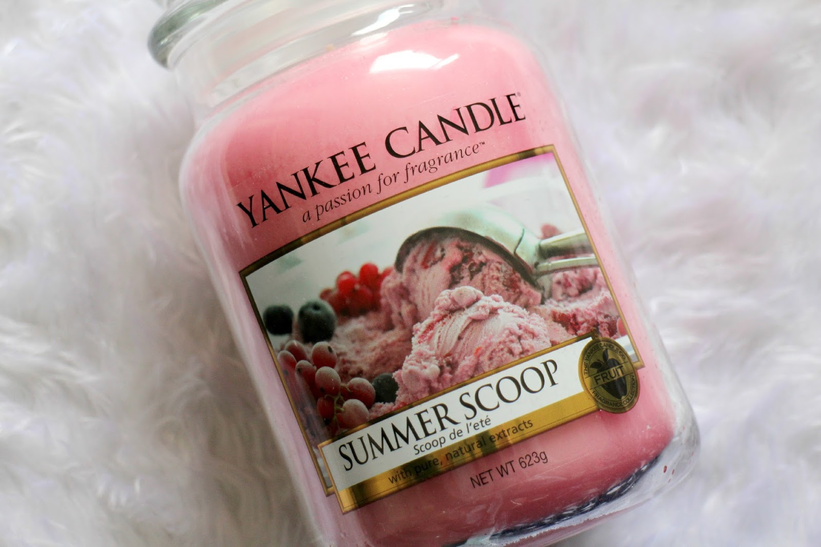 Yankee Candle Summer Scoop Review