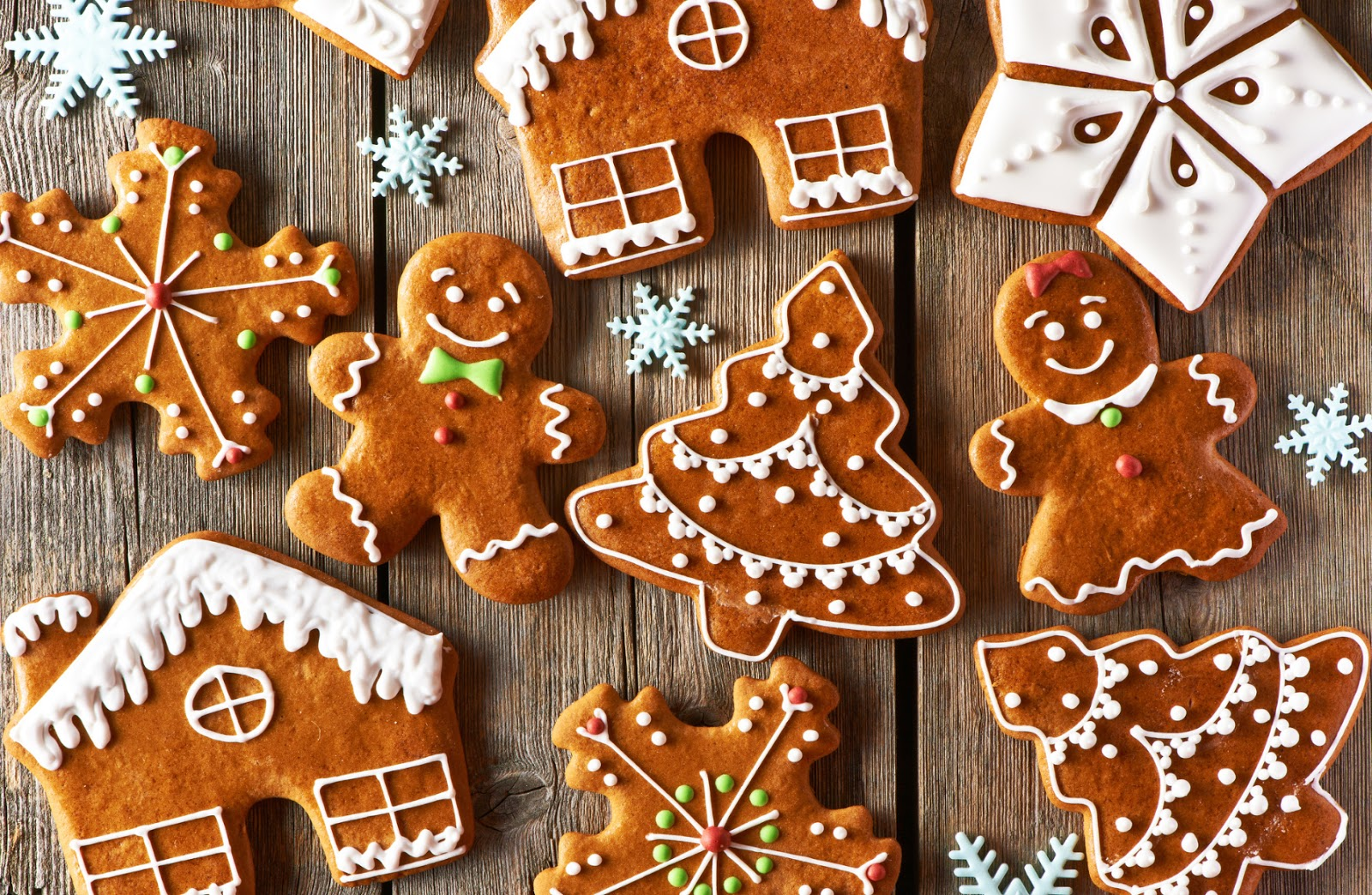 Biscotti E Dolci Natalizi.Energia Per La Vita Quante Calorie Hanno I Dolci Di Natale