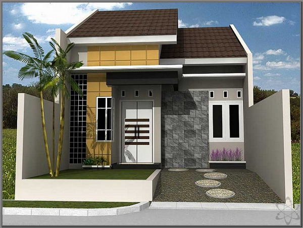 Inspirasi Desain Rumah Minimalis Kecil Modern Yang Nyaman Info Paguntaka