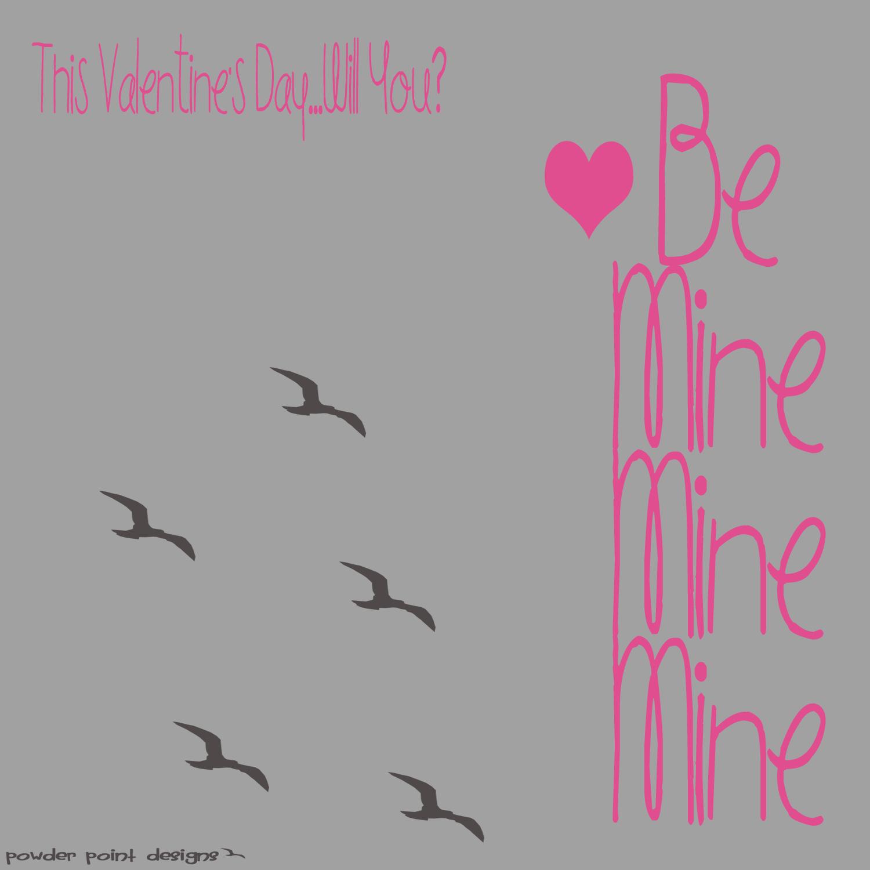 Powder Point Designs Two Free Valentine S Day Printables