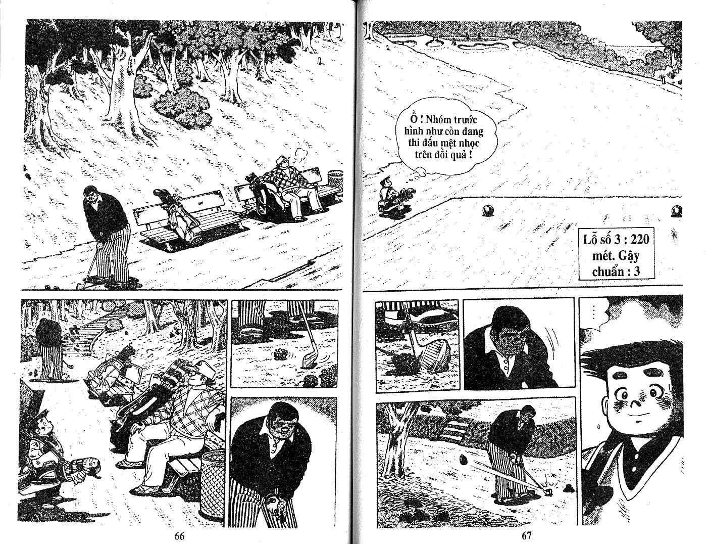 Ashita Tenki ni Naare chapter 18 trang 31