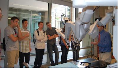 Robotics Graduate Programs