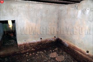 Внутри двадцать седьмого немецкого бункера
