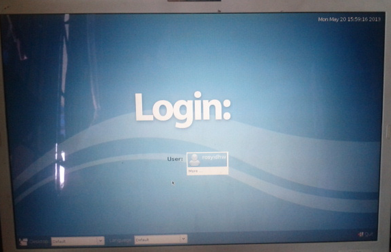 LXDM Configuration on Archlinux (Theme, Autologin, Default DE)