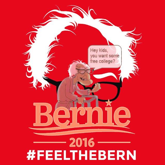 The First Year of President Bernie Sanders