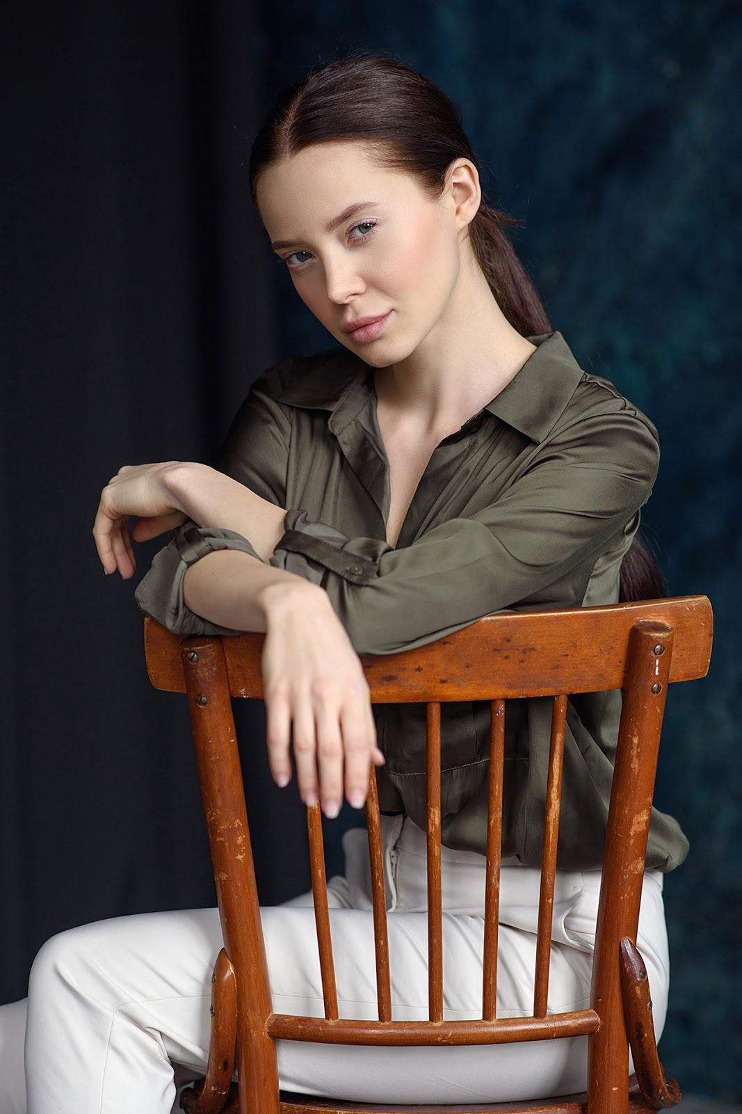 Дарья. Фотопортрет