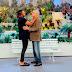 Comediante Tirullipa faz participação especial no humorístico A Praça é Nossa nesta quinta-feira