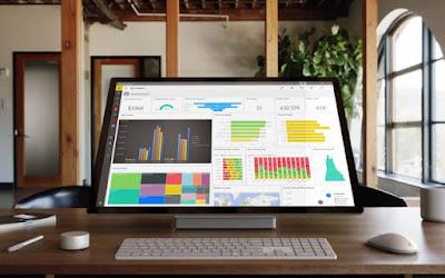 Microsoft Surface Studio Komputer Grafis Untuk Designer Penantang iMac 1