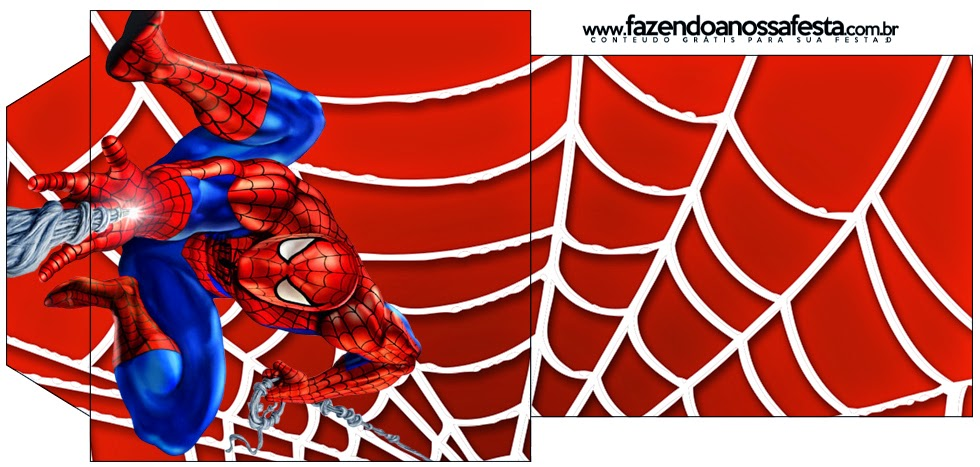 Spiderman Free Party Printables and Images Oh My Fiesta! in english