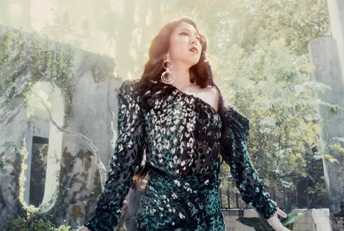 Music video: BoA - Camo | Random J Pop