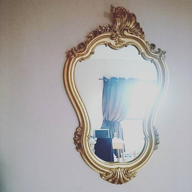 miroir doré en bref 117