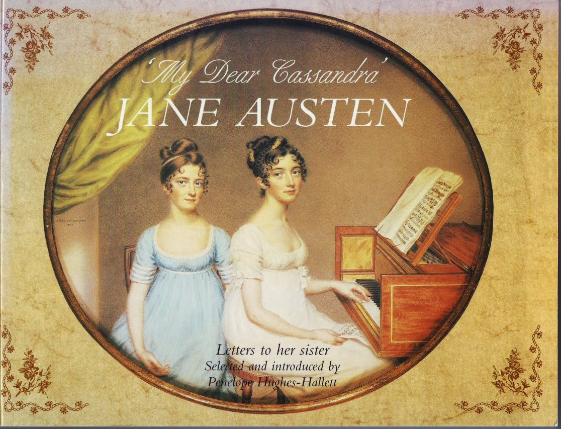 Jane and Cassandra Austen
