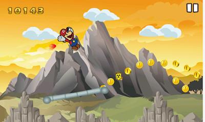 Super Mario Jump Apk