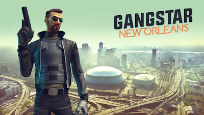 Gangstar New Orleans OpenWorld Apk + Data + Mod (Endless Ammo) Download