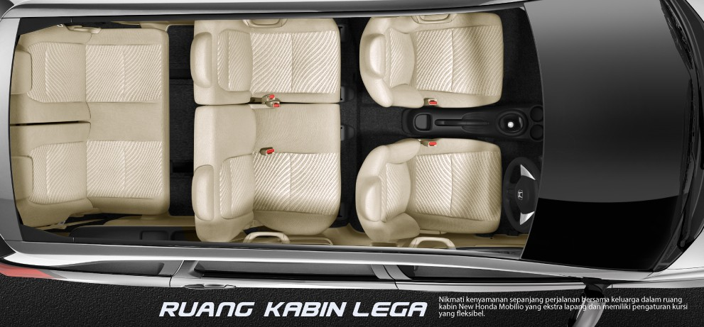 Kabin Honda Mobilio