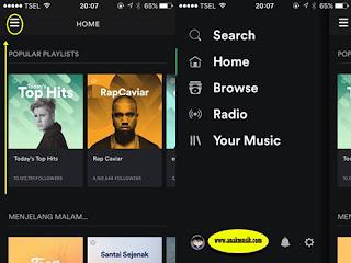 Cara Daftar Spotify Dengan Cepat & Mudah