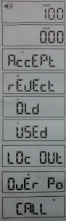cara membaca display digital meter prabayar