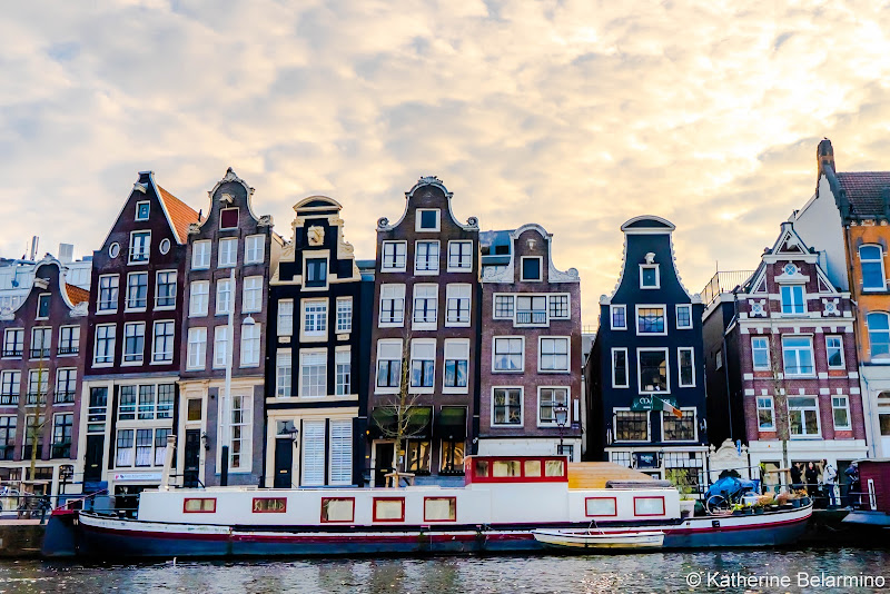 Crooked Houses Things to Do Amsterdam Vacation