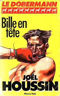 Le Dobermann n°1, couv de Liberatore