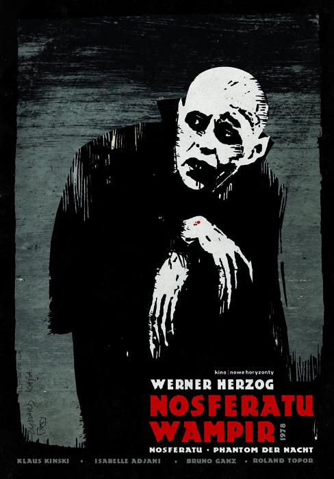 asalto visual Afiches Nosferatus