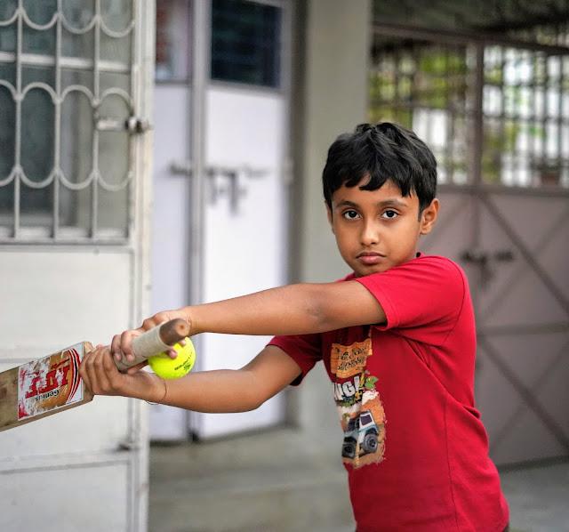 Sourajit Saha's Nephew Rick 4