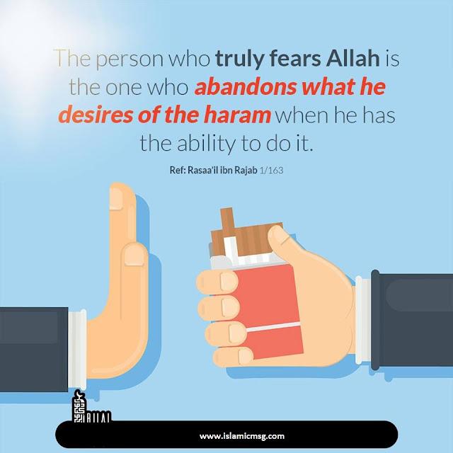 Fear of Allah