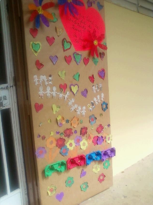 Puertas Decoradas Para Ni Ef Bf Bdos  Ef Bf Bdrboles Navidad