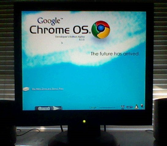 Download Google Chrome Operating System By GOOGLE
