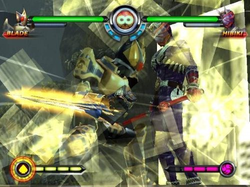 Kamen Rider Climax Heroes PS2 GAME ISO Gameplay 1