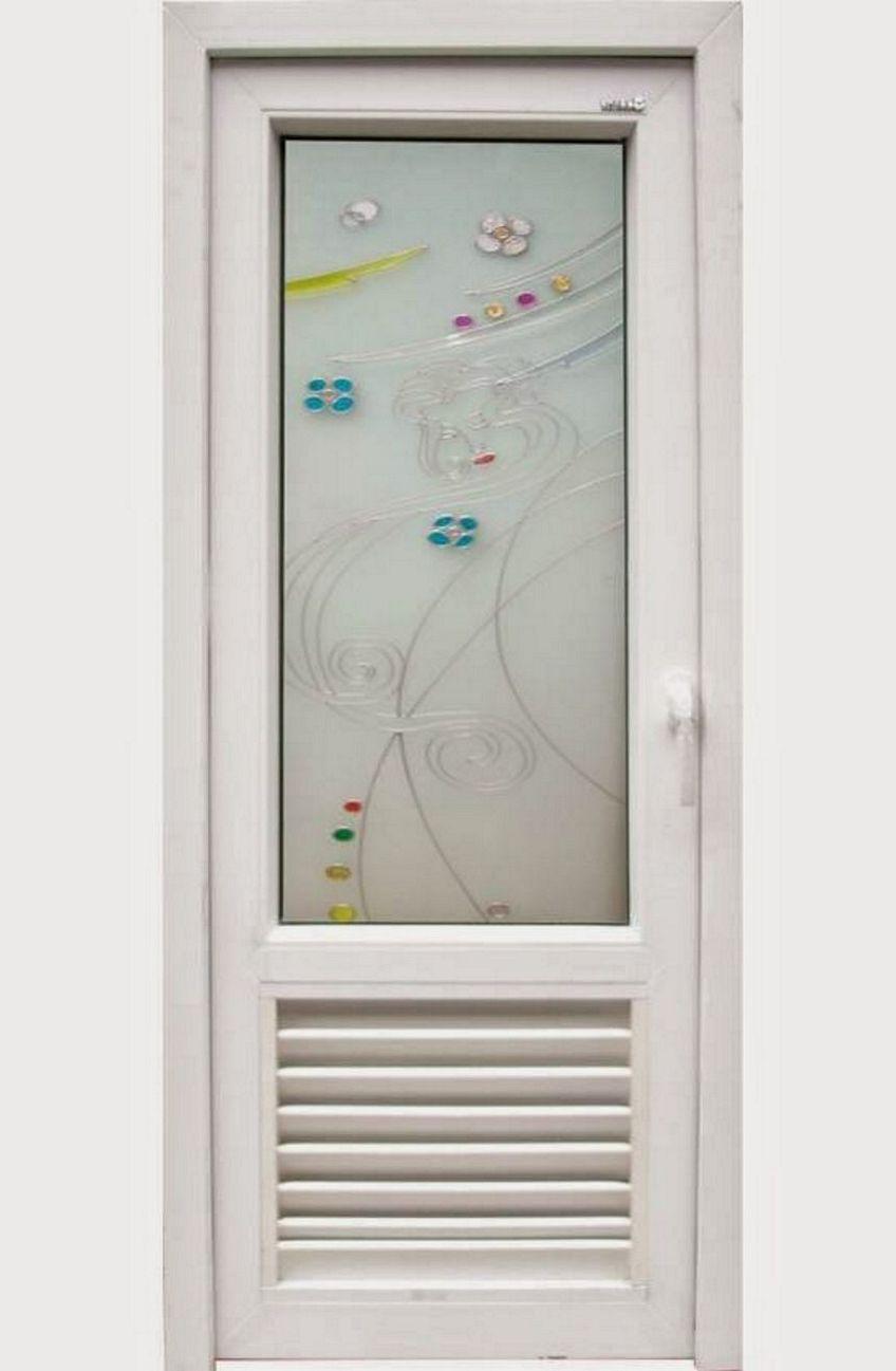 pintu aluminium minimalis 4