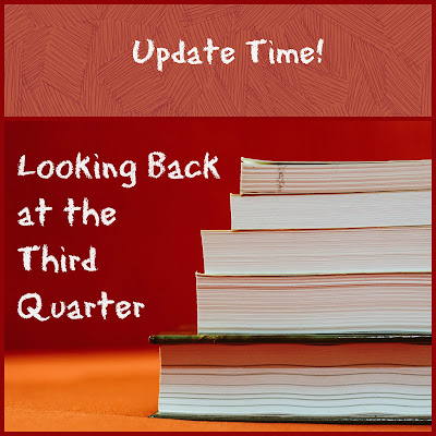 Looking Back at the Third Quarter on Homeschool Coffee Break @ kympossibleblog.blogspot.com