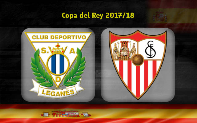 Leganes vs Sevilla Full Match & Highlights 31 January 2018