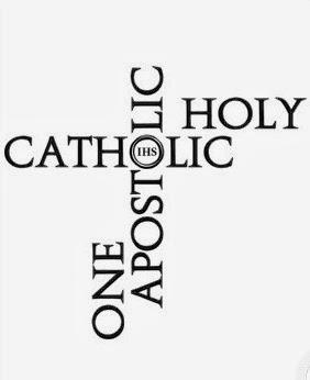Catholic By Grace: Catholic or catholic?