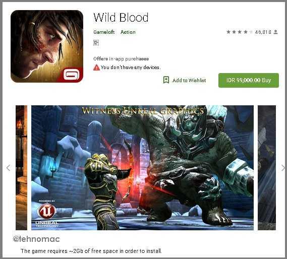 wild blood 1.1.4 mod apk download