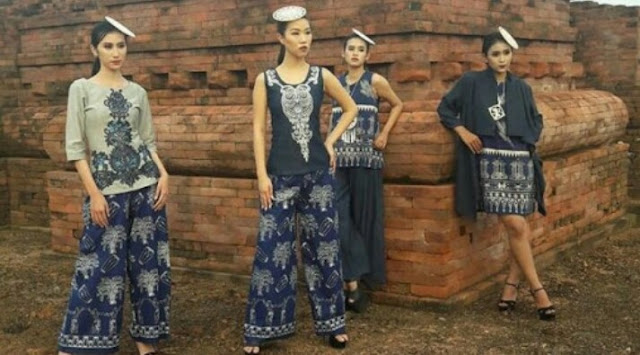 Designer Putra Daerah Karawang,  Angkat Batik Karawang di Ajang JFFF 2018