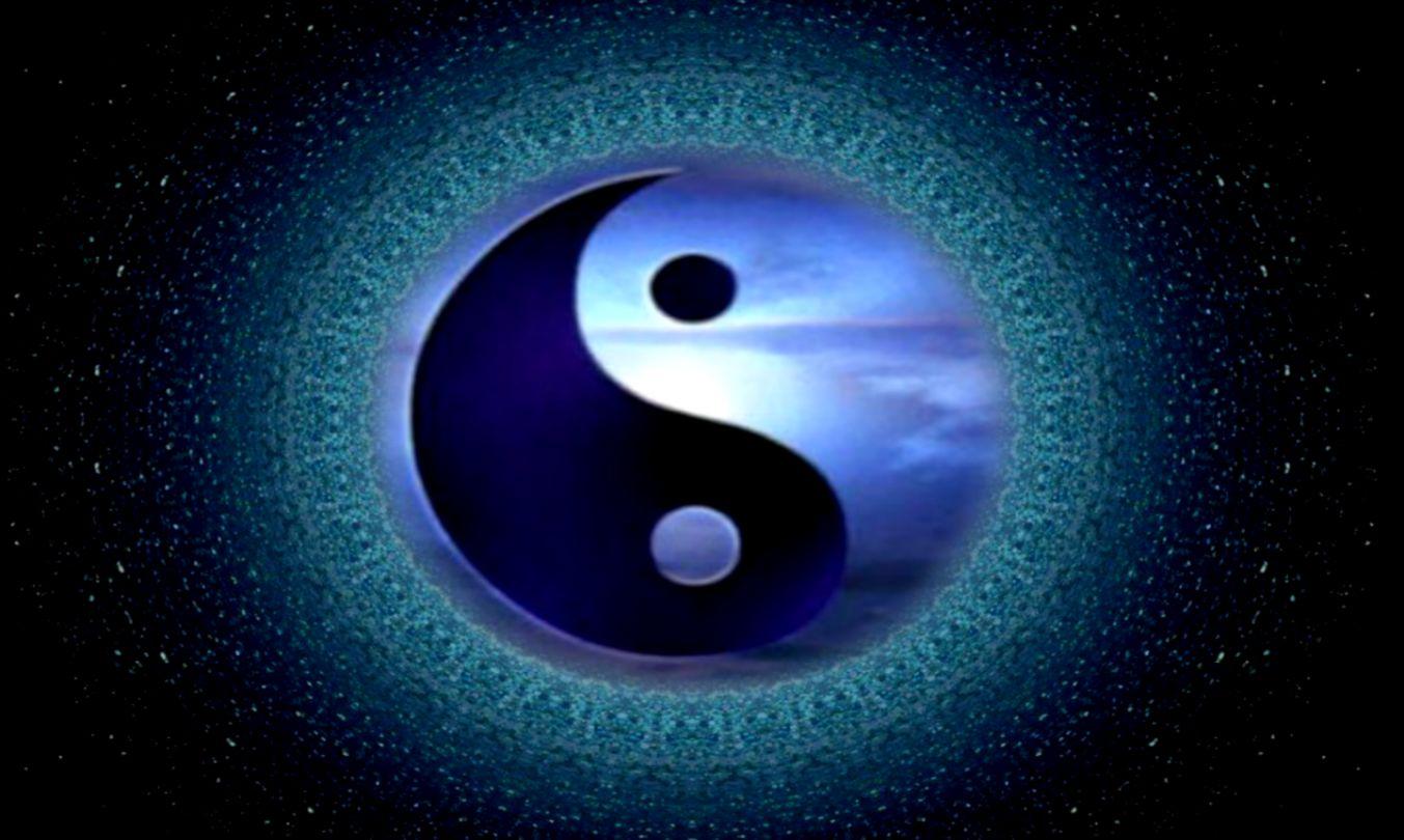 Yin Yang Dragon Wallpaper Wimwauman