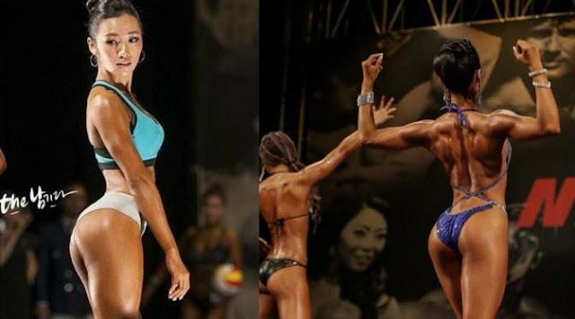 34 photos of Korean body builder Shim Euddeum