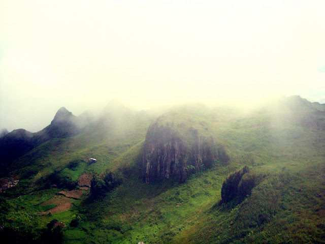 Cloudy Osmena Peak