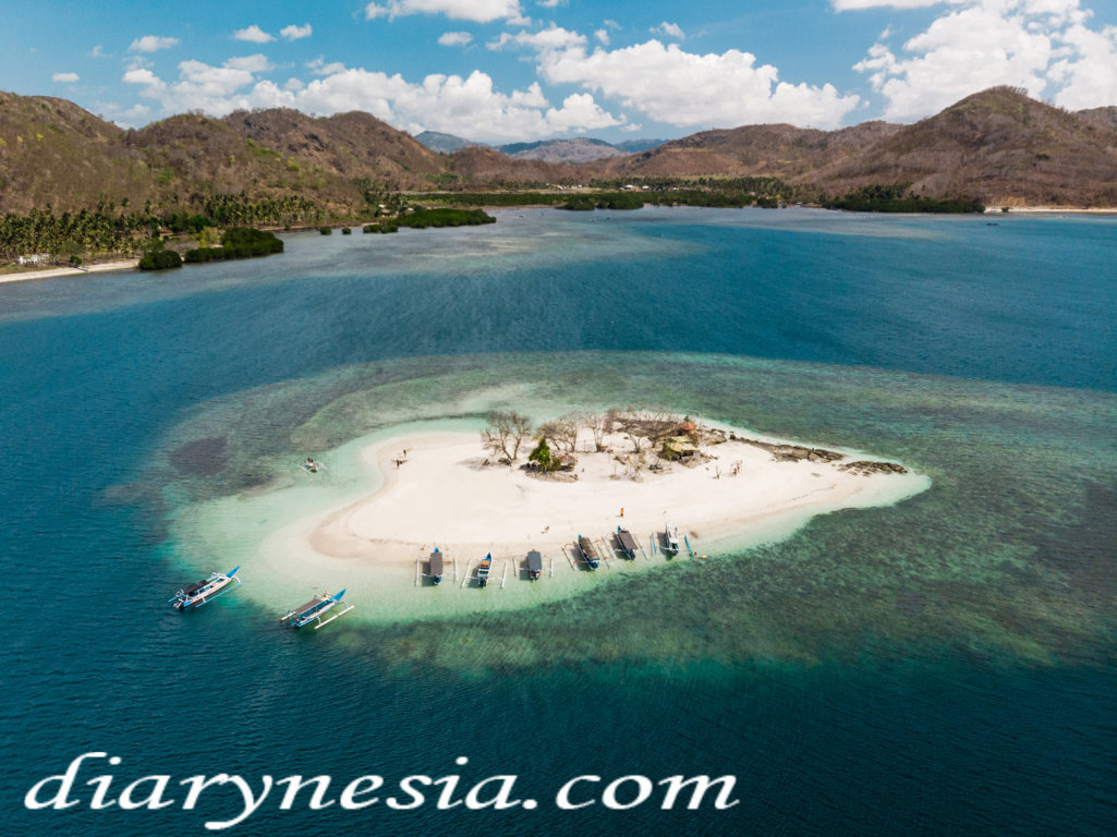 Gili kedis tourism, lombok island tourism, best tourist destinations in lombok Indonesia, diarynesia