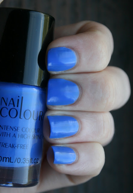 Australis - Blue Tiger swatch